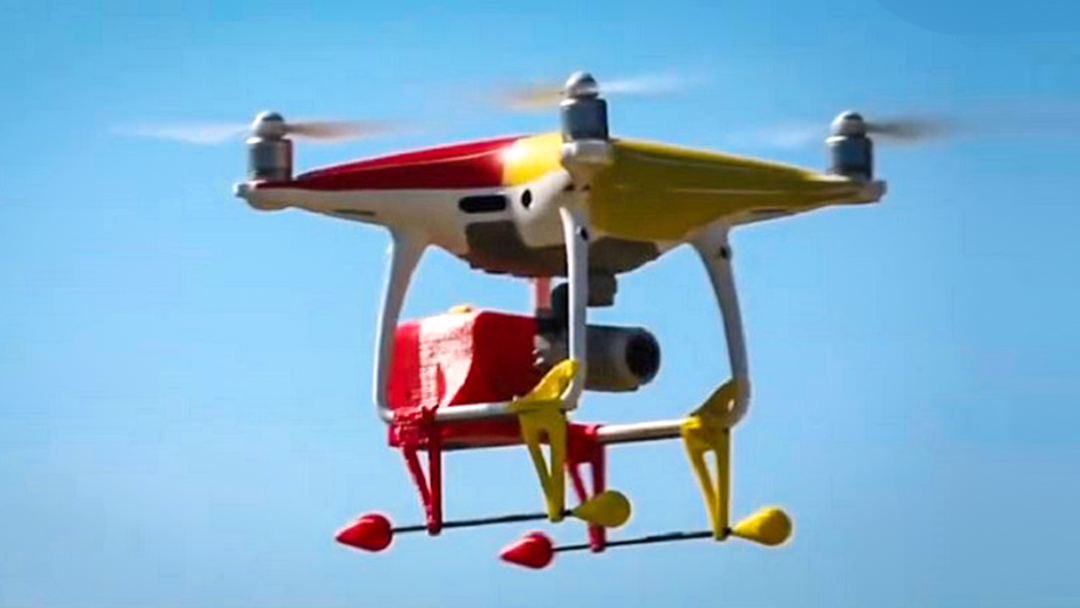 Drones That Can Spot Sharks To Be Used At Avoca Beach This Summer!
