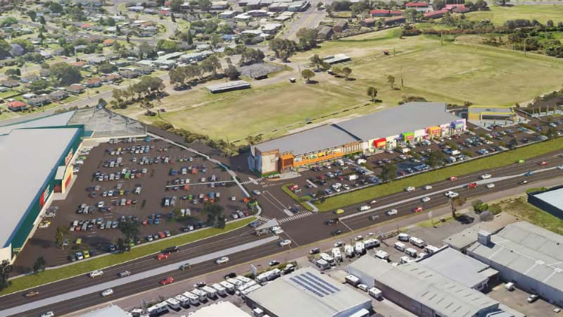 Article heading image for New $90 Million Shopping Hub For Lake Macquarie