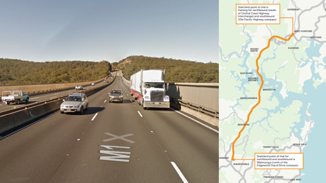 Changes Ahead For Trucks On The M1