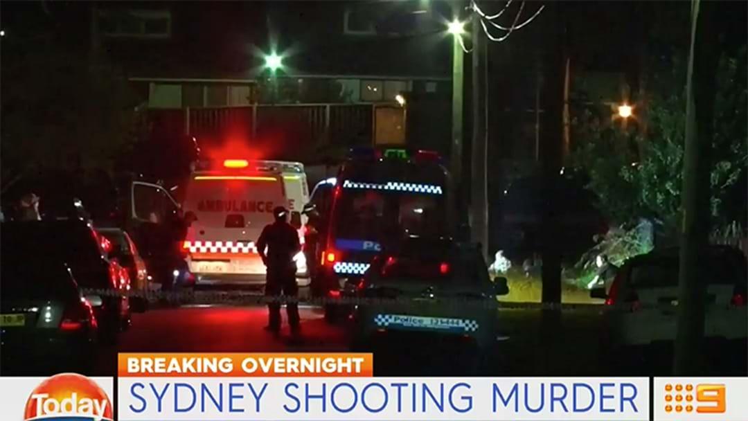 Man Shot Dead On Residential Street In Sydney's West