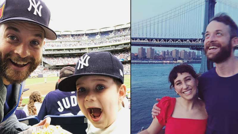 Article heading image for Hamish Blake Fires Back Over Claims He Has Moved To New York