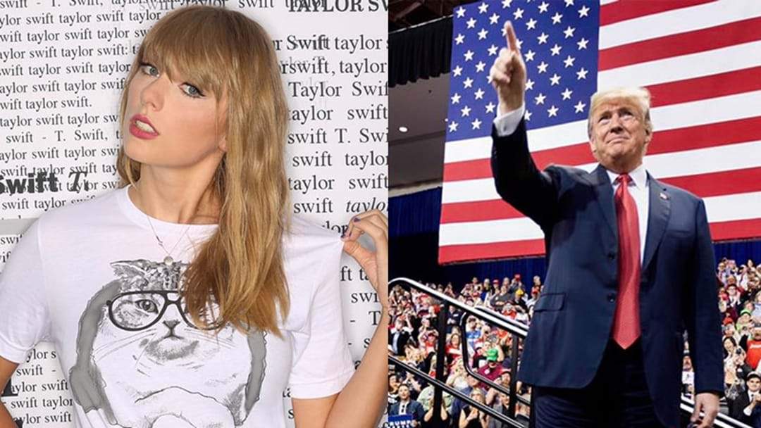 Donald Trump Has Reacted To Taylor Swift's Political Views In A Classic Trump Way