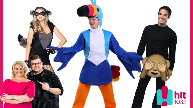 """Article heading image for Cliffo & Gabi Expose The Most """"WHAT THE?!"""" 2018 Halloween Costumes"""