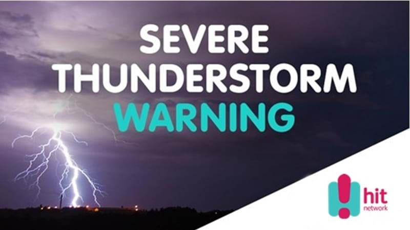 Article heading image for BOM Release Severe Storm Warning