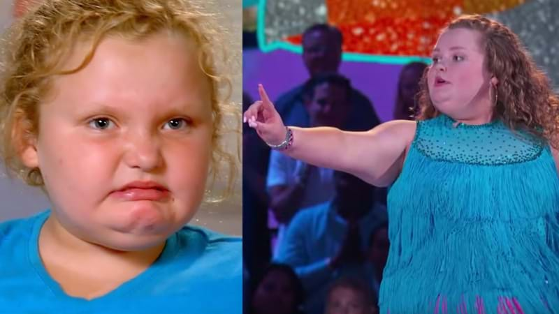 Article heading image for Honey Boo Boo Is Now Competing On 'Dancing With The Stars: Juniors'