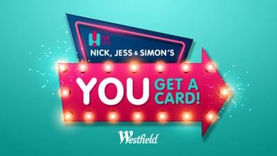 Nick, Jess & Simon's You Get A Card..
