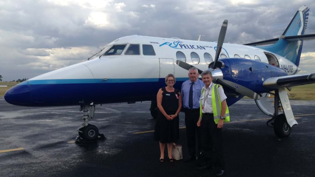 Dubbo To Canberra Flights Have Arrived