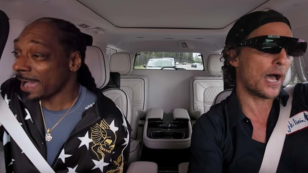 Holy Smokes, Snoop Dogg Is Doing Carpool Karaoke!