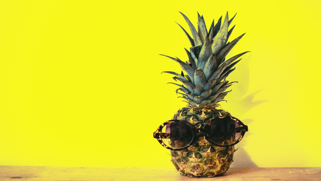 Get Down To Woolies Because They're Stocking Rollingstone Pineapples