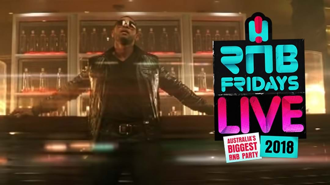 Here's How You Can Party Like A Ballin' VIP For FREE At RNB Fridays LIVE!