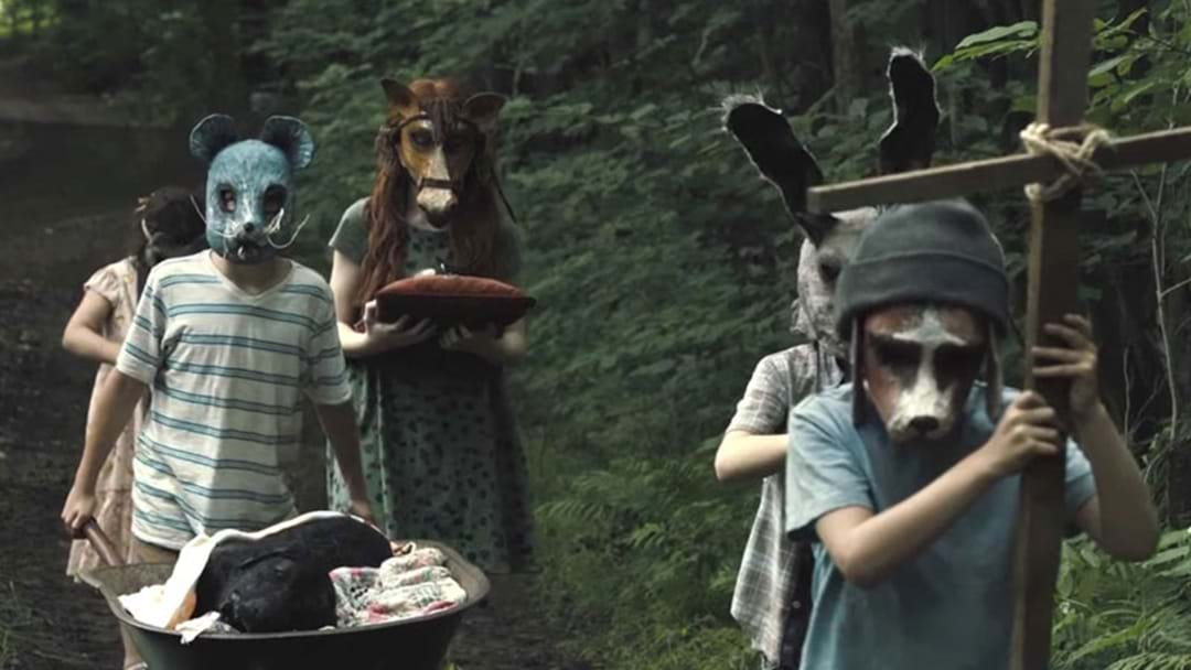 Pet Sematary Got A Reboot & The Trailer Is CREEPY As Hell