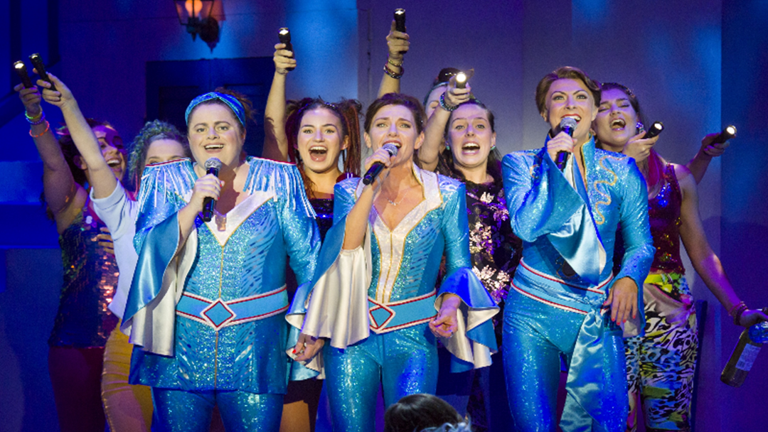 Mamma Mia Officially Opens In Adelaide Tonight