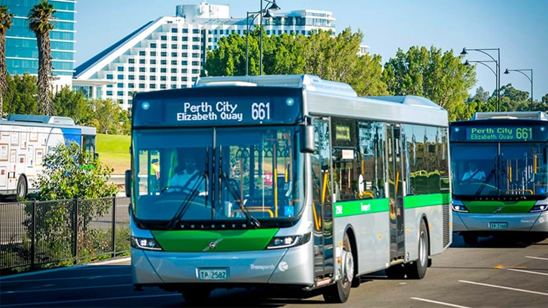 Major Delays This Morning As Perth Bus Drivers Go On Strike