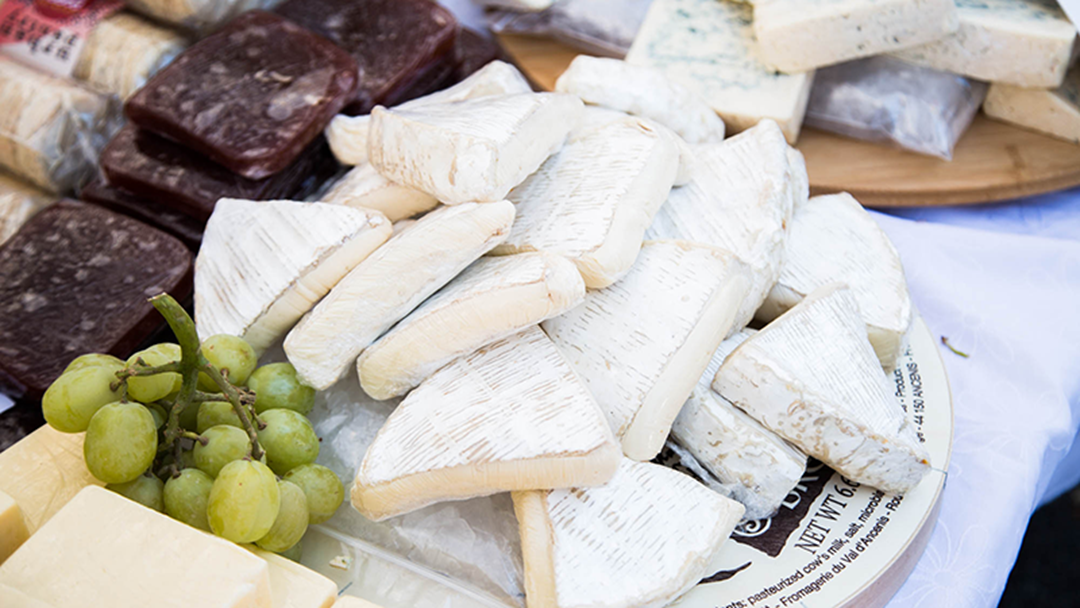Melbourne Is Getting A Huge Cheese Festival This Month