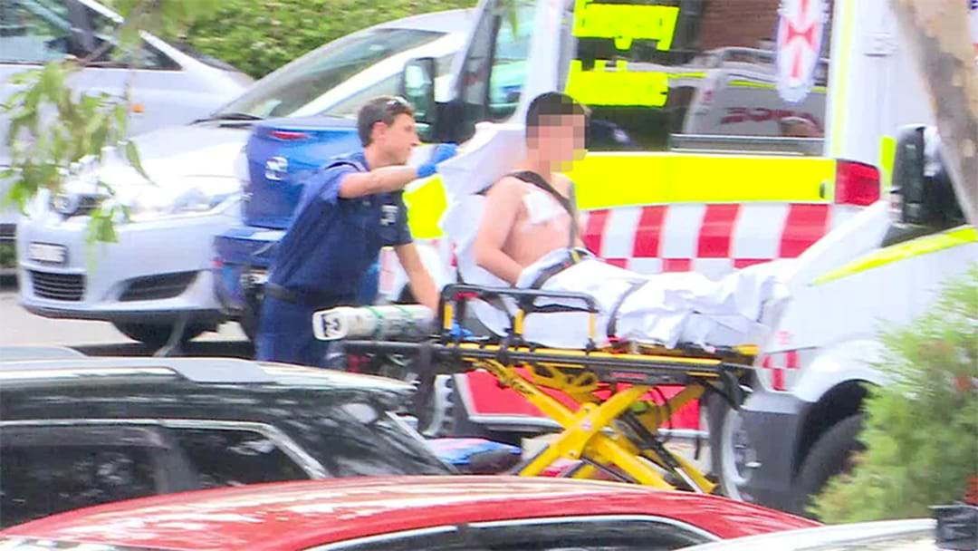 Student Arrested Over Triple Stabbing At Western Sydney School