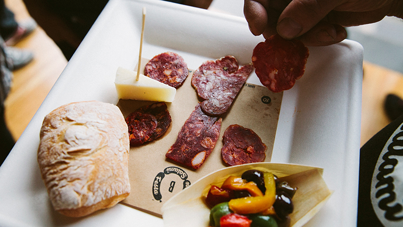 Article heading image for There Is A Salami Festival In Melbourne This Weekend With Over 20 Stalls