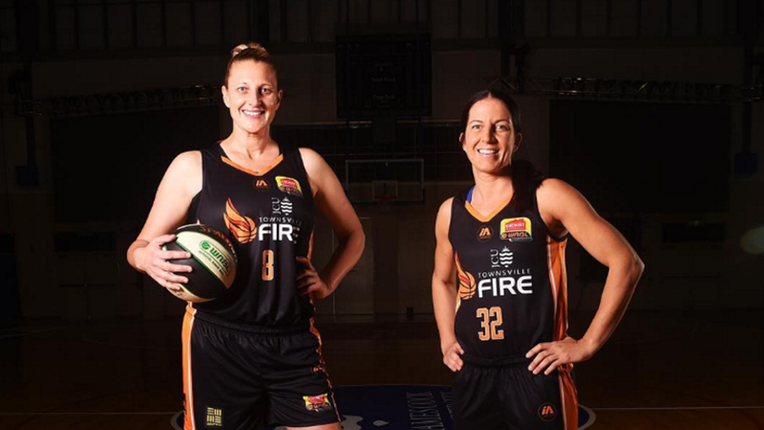 BALL IS BACK | The JCU Townsville Fire's Season 18/19 Starts This Weekend