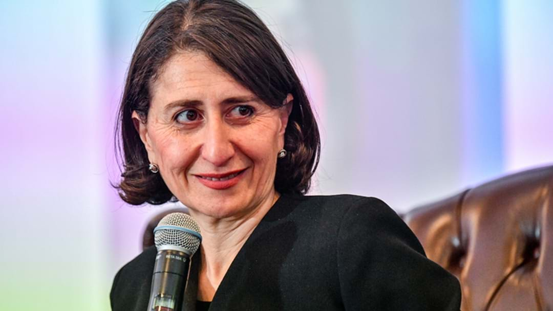 NSW Premier Gladys Berejiklian Reveals Something We Will Never See Again