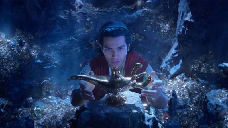 Article heading image for The Trailer For The 'Aladdin' REBOOT Will Give You Literal Chills