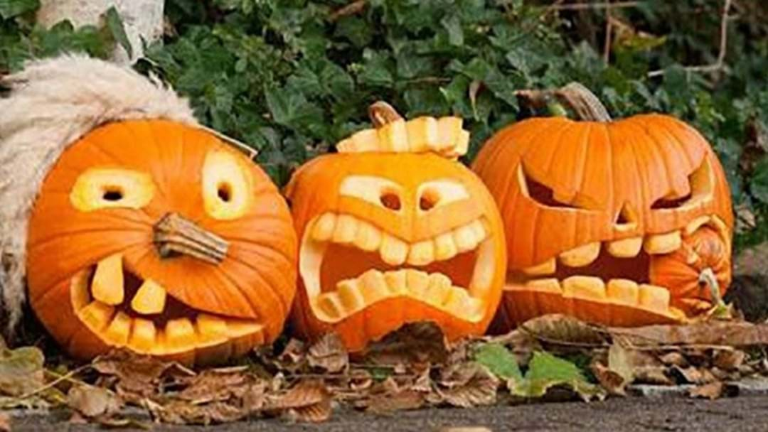A Halloween Pumpkin Carving Workshop Is Coming To Sydney