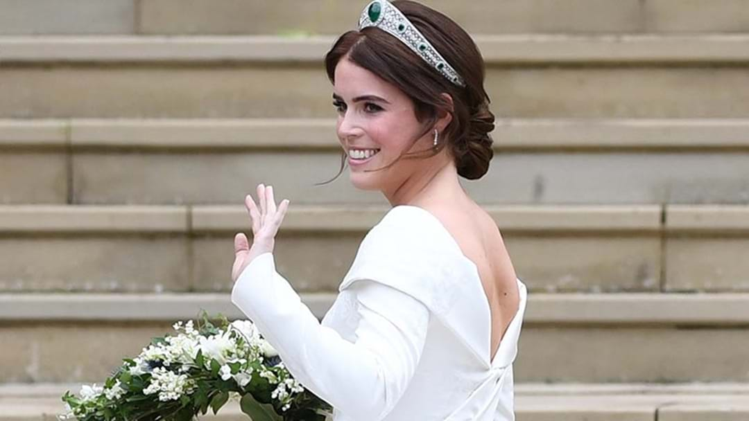 Everything You Need To Know About Princess Eugenie's Wedding Dress
