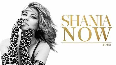 Win Your Way To Shania Twain!