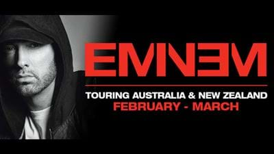 Eminem To Tour Aus!