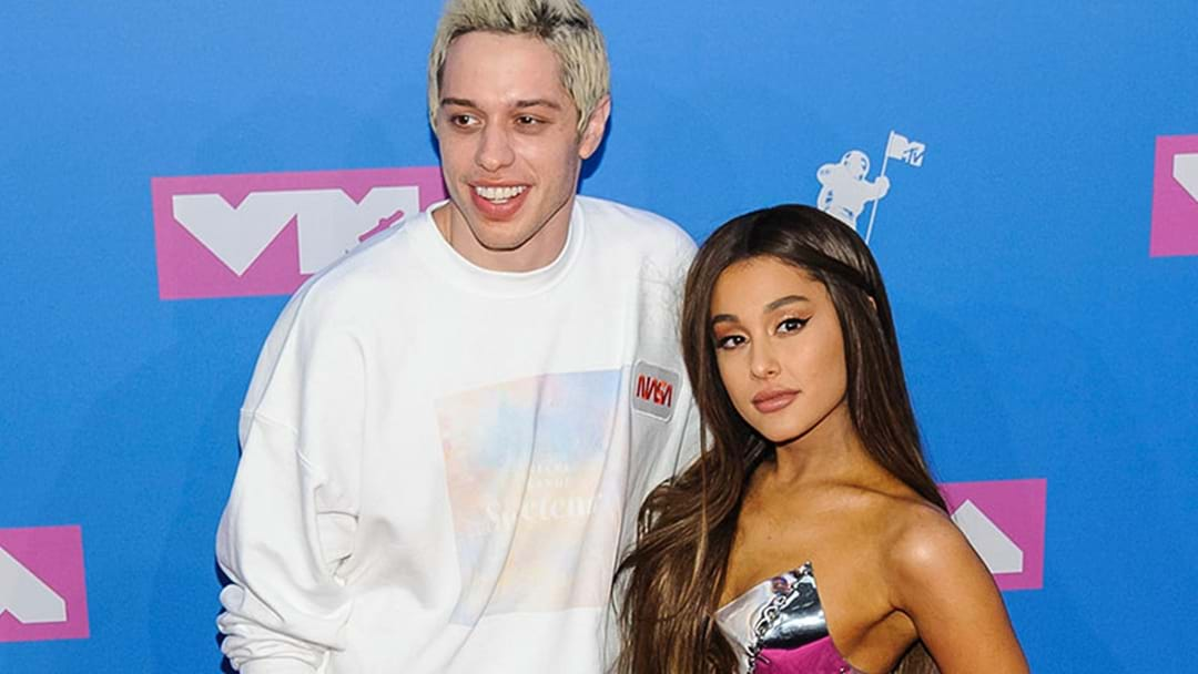 Pete Davidson Drops The Act & Opens Up About His Breakup With Ariana