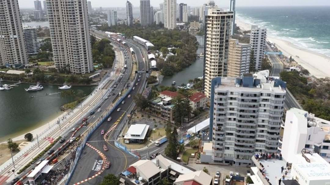 GC600 Road Changes Now In Effect