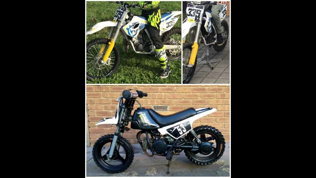 Two motorcycles stolen from Penola garage