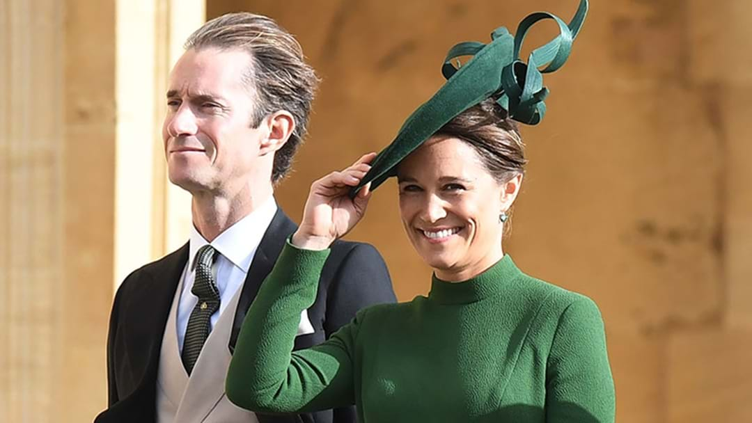 Pippa Middleton Has Given Birth To Her First Baby!