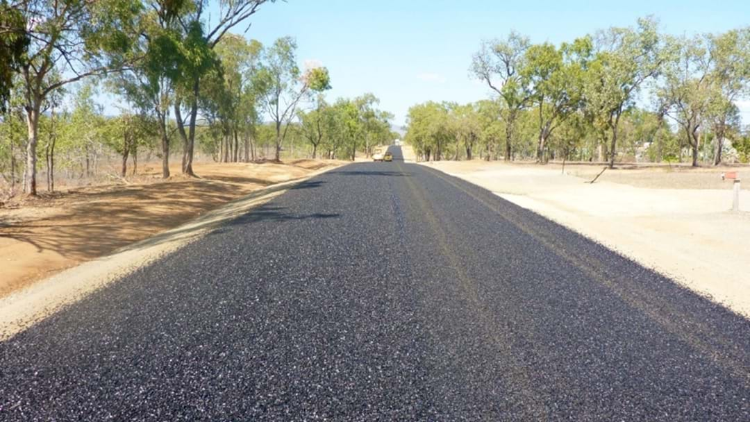 Cherryfield Road Receives Major Upgrade
