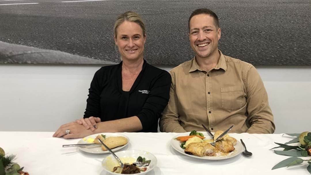 Christmas Lunch to Bring Joy to Families in Need