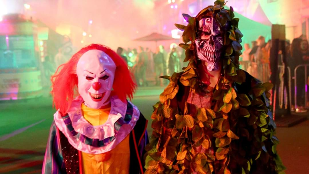 Sydney's Biggest Halloween Event Is Back And Spookier Than Ever