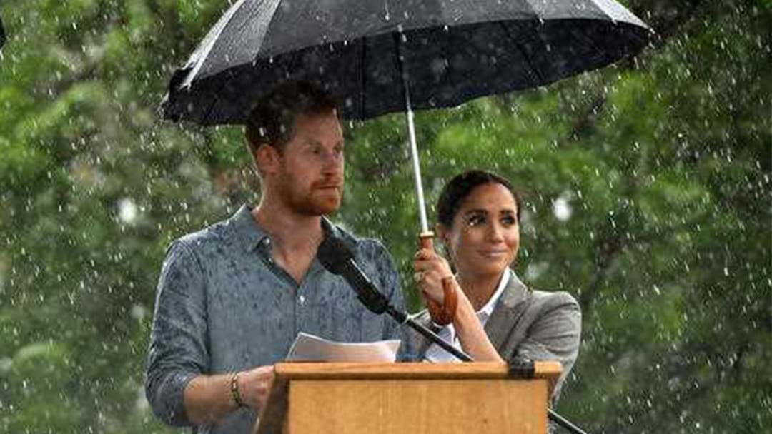 Prince Harry Delivers Moving Speech About Mental Health To Drought-Affected Farmers