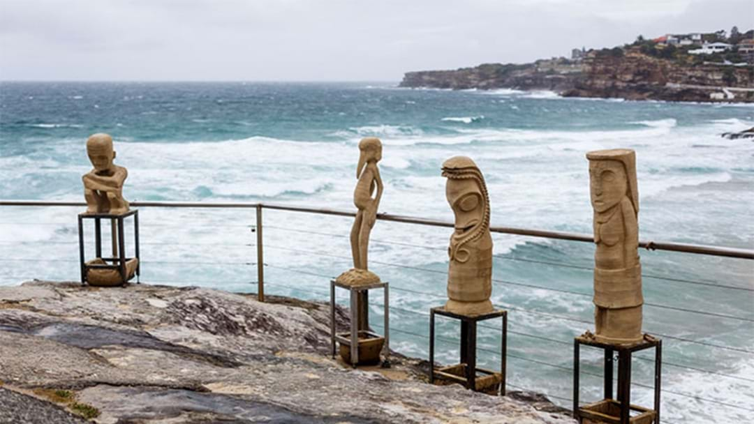 Sculpture By The Sea Has Returned To Sydney To Make Your Beach Walk Much More Exciting