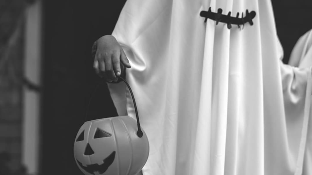 Halloween At Old Gippstown