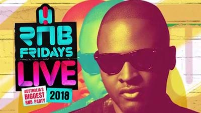 Taio Cruz Is On His Way To Aus For RNB Fridays LIVE!