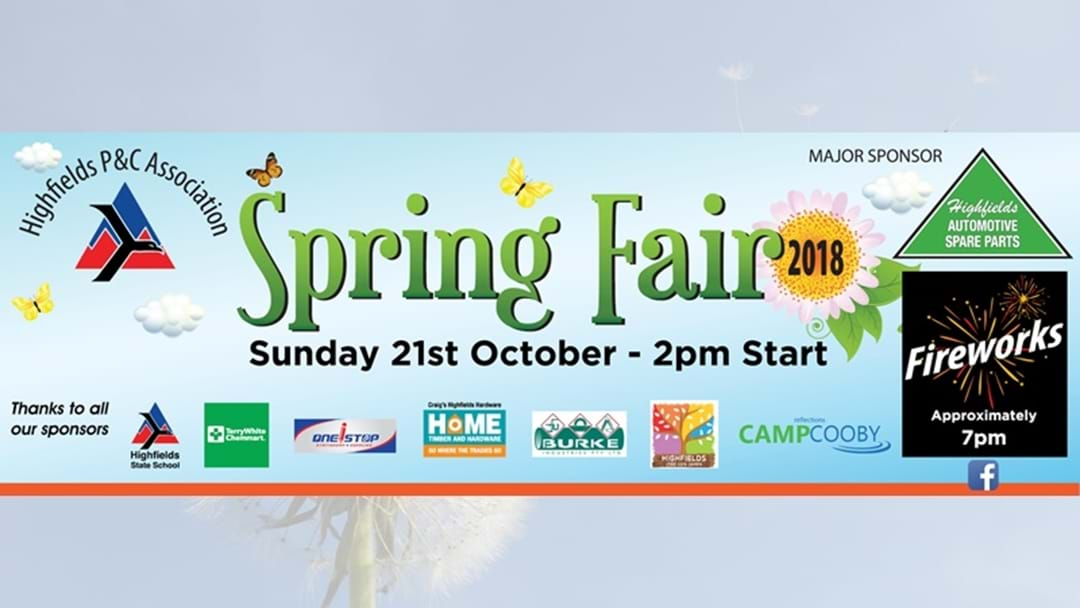 Highfields State School Spring Fair