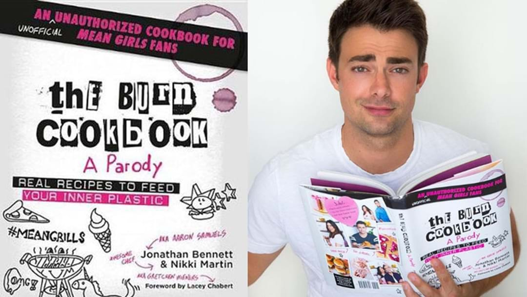 A Mean Girls COOKBOOK Exists So You Can feed Your Inner Plastic