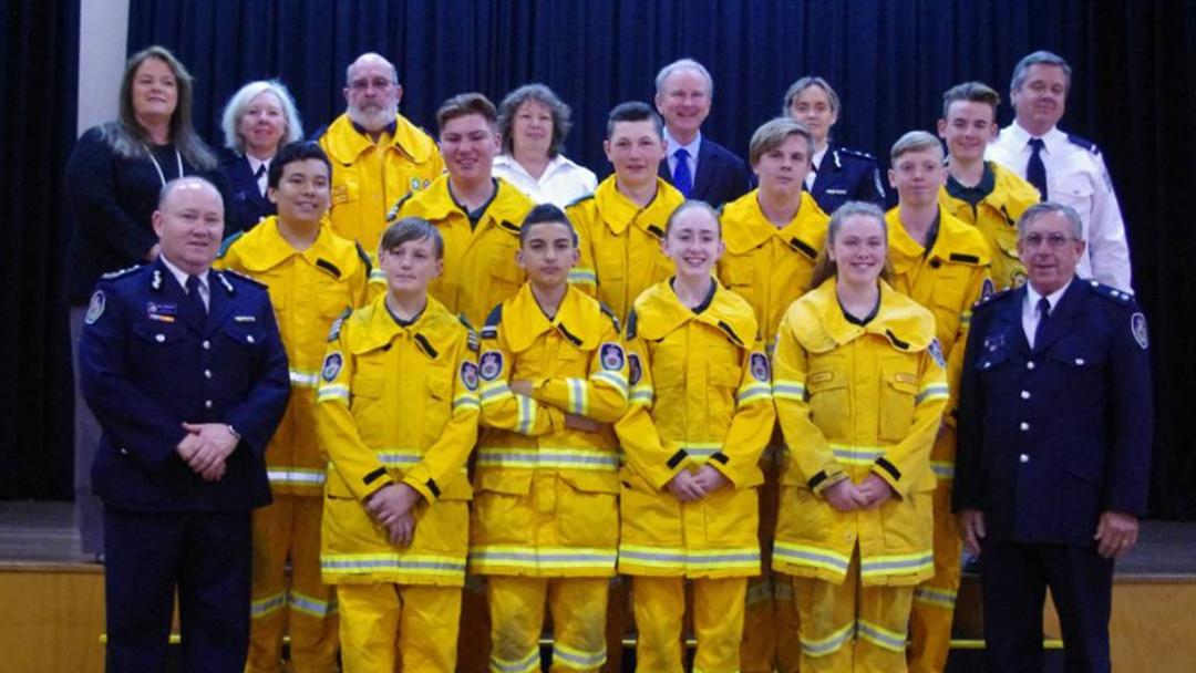 Congratulations To These NSW RFS Secondary School Cadet Graduates!