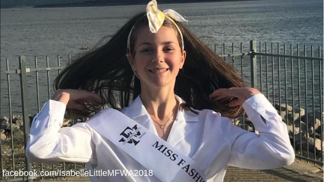 12 Year Old Wodonga Girl To Hit The International Runway!