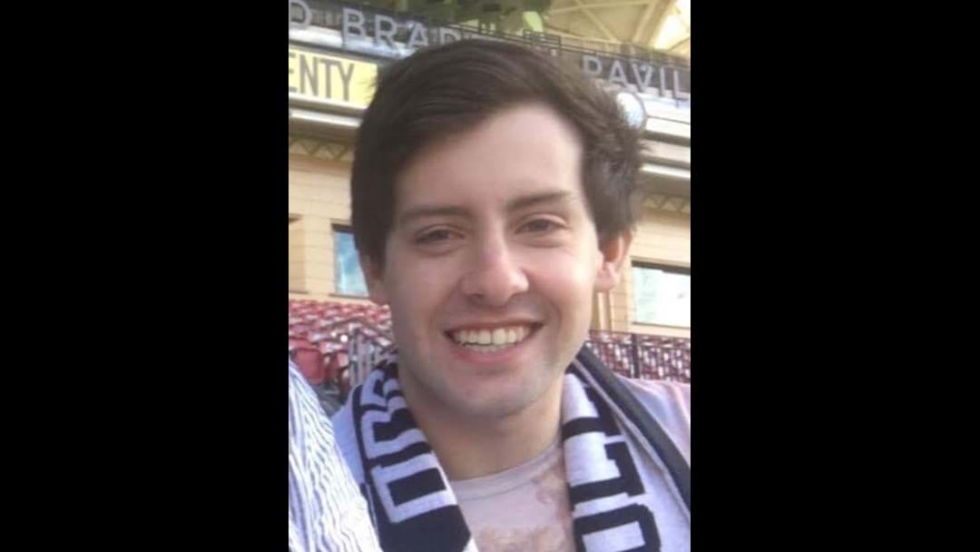 Missing person James Waugh