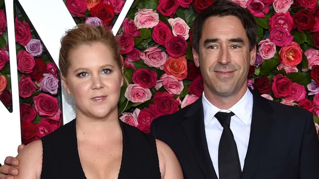 Amy Schumer's Pregnancy Announcement Hits ALL The Right Notes