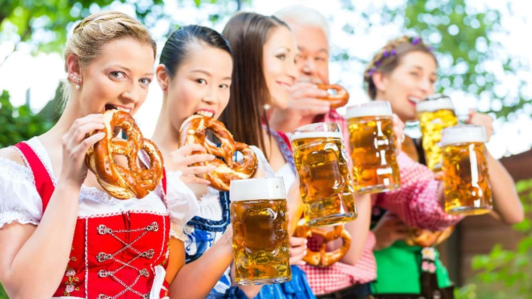 COME EINS, COME ALL TO OKTOBERFEST CANBERRA!
