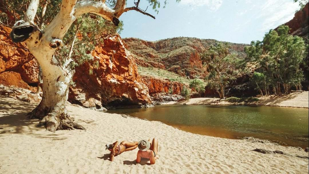The Red Centre Makes Lonely Planet's Top Travel List For 2019