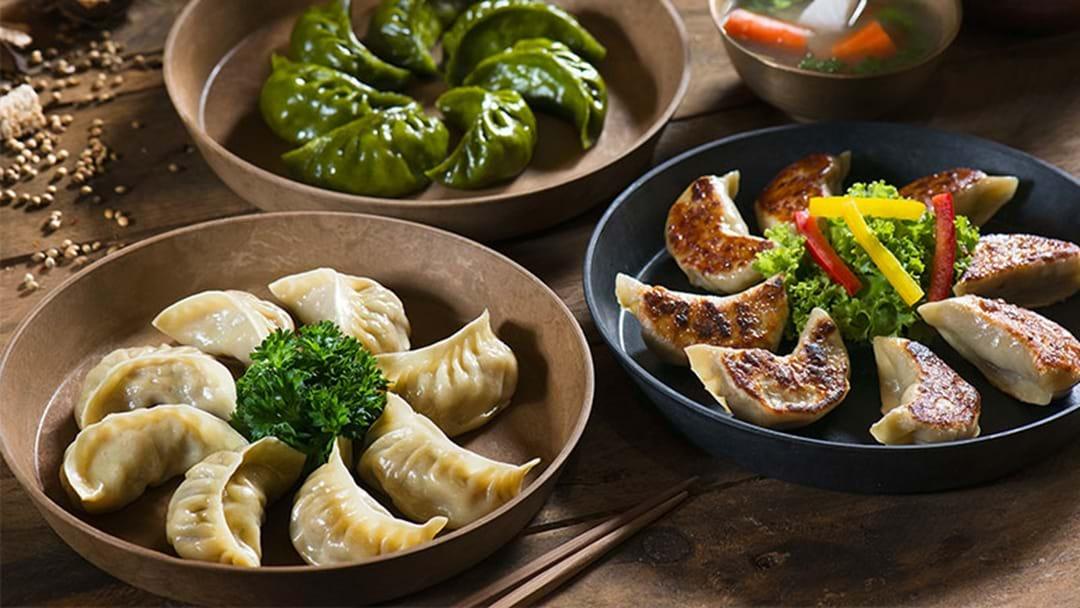 The River Torrens Lucky Dumpling Market Returns This Week!