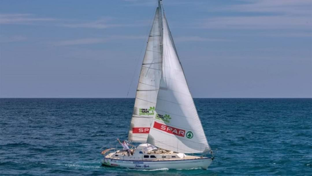 82-Year-Old Sailor Prepares For Record Voyage Around The Globe