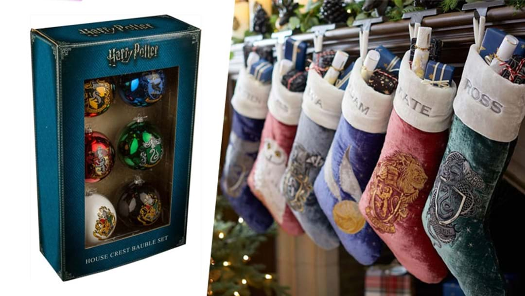 these harry potter christmas decorations will lumos up your tree - Harry Potter Christmas Decorations
