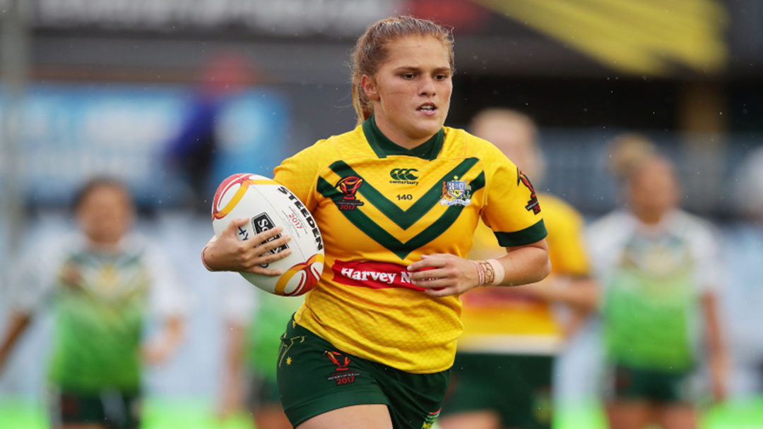 Townsville Women And Girls Encouraged To Have A Go At Rugby League Open Day